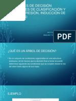 Árboles de Decisión (árboles de clasificación y de regresión, inducción de reglas).pptx