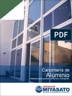 Catalogo Aluminio Miyasato