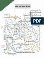 Incheon Subway Map_English