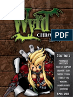 Wyrd Chronicles Volume 5