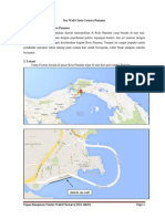 Sea Wall Cinta Costera Panama