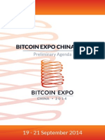 BitcoinExpo 2014 Agenda