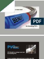 Heated PVC Bender
