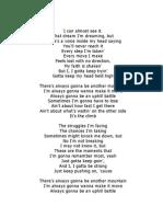 All Pop Songs
