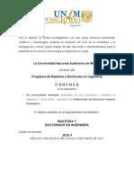 Convocatoria Becas Posgrado Unam Cep Extranjeros 2015-1