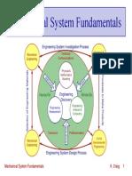 Mechanical System Fundamentals Slides