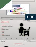 Inventarios- Contabilidad y Finanzas Sena..