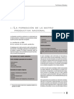 Matriz Productiva Del Ecuador