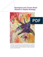 National Aboriginal and Torres Strait Islander Womens Strategy May 2010