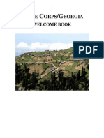PEACE CORPS GEORGIA scribd WELCOME BOOK 2014