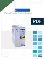 WEG Pump Genius Control Multiplie Pumps With One Drive Usapumpscfw11 Brochure English