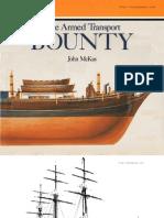 Anatomy of the Ship - HMS Bounty