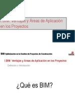 BIM Sesión 1 - Ventajas Del Uso Del BIM