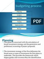 Capital Budgeting Process 1