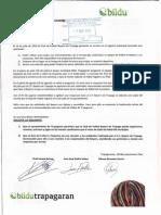 Instalaciones deportivas para tod@s. Bayern de Trapaga.  2014-09-01