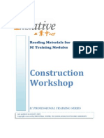 IC Workshop Materials 09 - Construction Workshop