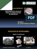 Formalizacion de Empresas-Oscar Basurco