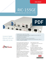 RIC-155GE Data Sheet