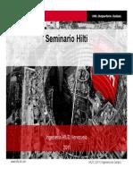 Presentacion Hilti 2011[1]