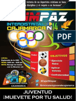 Bases Olimpaz Cajamarca Final