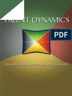Talent Dynamics Book