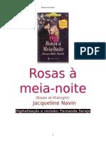 159 Jacqueline Navin - Rosas à Meia Noite (CH 159)