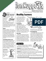Nutrition Nuggets September 2014