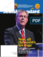 North Jersey Jewish Standard, September 5, 2014