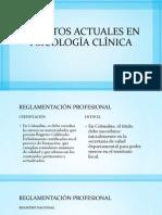 Aspectos Actuales en Psicología Clínica