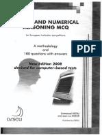 Verbal Numerical_part I