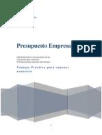 Reposicion Ausencia_Presupuesto Ciudadano 2014