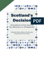 Scotland's Decision Final eBook