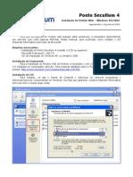 Ponto4 - Instalacao Modulo Web - XP-2003