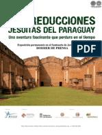 LAS REDUCCIONES JESUITAS DEL PARAGUAY - DOSSIER - PORTALGUARANI