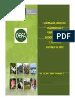 1 OEFA Comunicacion Conflictos Peru
