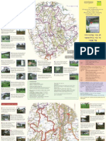 Cycle Guide map