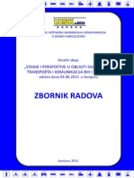 Značaj i Uloga Inžinjera Saobraćaja i Komunikacija u Razvoju Bih