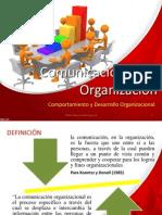 La Comunicacion El La Organizacion PDF