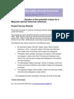 Bibliografia Mapuche Menard-Pavez