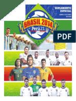 Mundial 2014 - Fixture