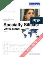Specialty Silicas