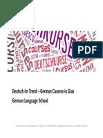Deutsch Im Trend_German Courses in Graz