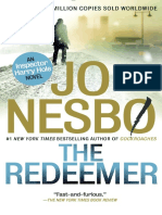 The Redeemer by Jo Nesbø (Extended Excerpt)