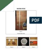 PVC Rain Stick