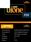 Ufone Human Resource Management