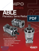 Shimpo Able VRL Brochure
