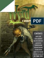 Wyrd Chronicles Volume8