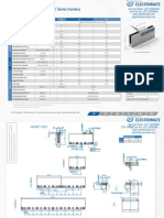 Tecnotion UC Series Specsheet