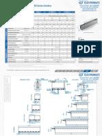 Tecnotion UXA Series Specsheet