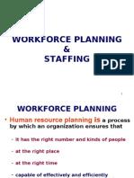 Wfp & Staffing